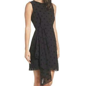 Charles Henry A line Little black dress